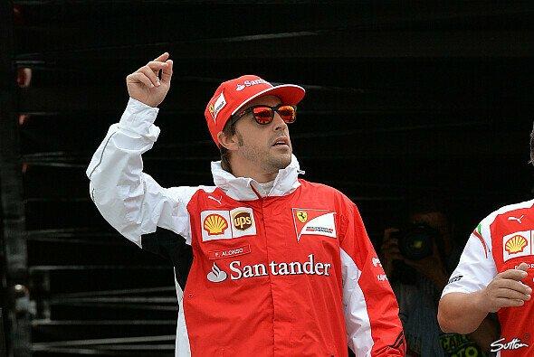 Alonso wird die 24 h von Le Mans freigeben