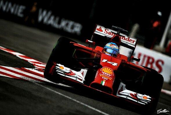 Lange war Kimi Räikkönen am Nachmittag nicht unterwegs