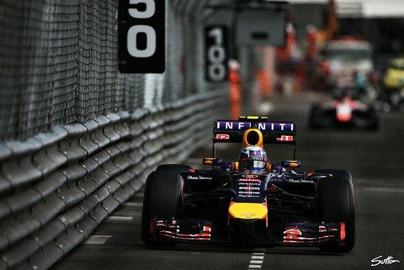 Daniel Ricciardo holt seine Zeit im letzten Sektor