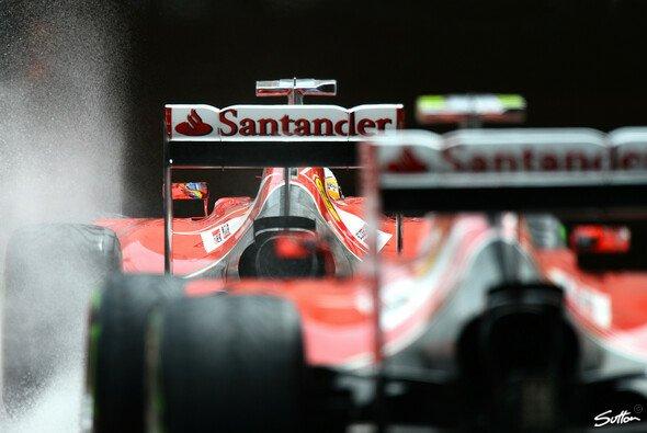 Ferrari fährt hinter den eigenen Erwartungen hinterher