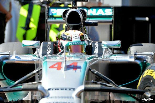 Hamilton erneut in Front