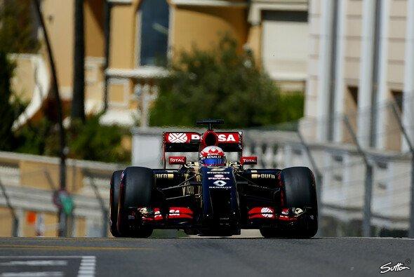 Die Lotus-Piloten schieden in Q2 aus