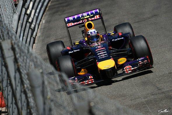 Daniel Ricciardo berichtete, dass er in Kurve acht das Heck verlor