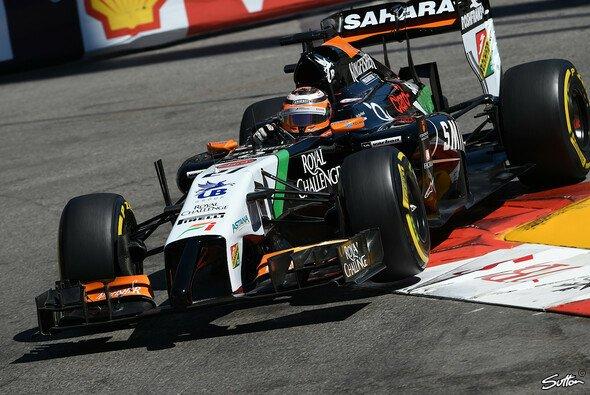 Nico Hülkenberg verpasste Q3 knapp
