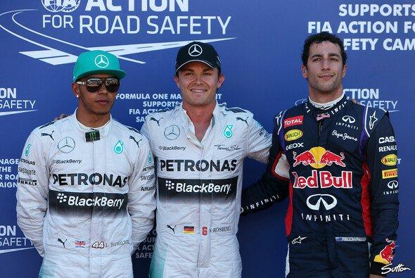 Lewis Hamilton: Freude über Platz zwei sieht anders aus