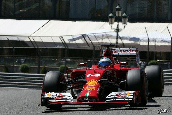 Fernando Alonso fand auch für seine eigene Leistung lobende Worte