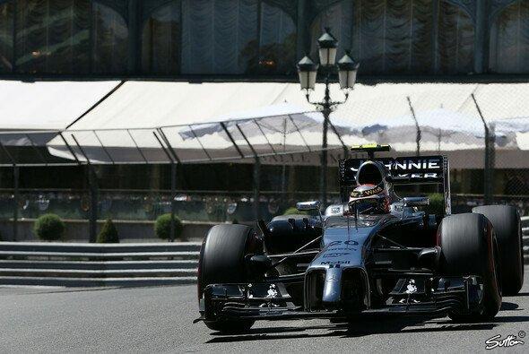 Magnussen war nicht zum ersten Mal schneller als Button