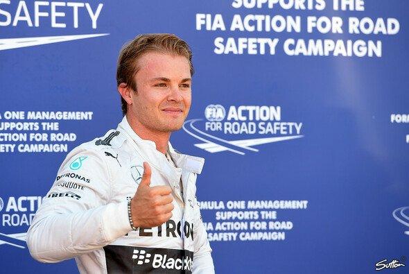 Nico Rosberg darf seine Pole Position in Monaco behalten