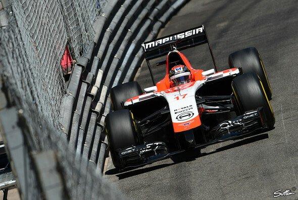 Jules Bianchi fuhr in Monte Carlo ein blitzsauberes Rennen - Foto: Sutton