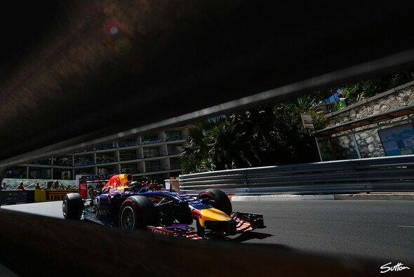 Red Bull machte in Monaco eine gute Figur