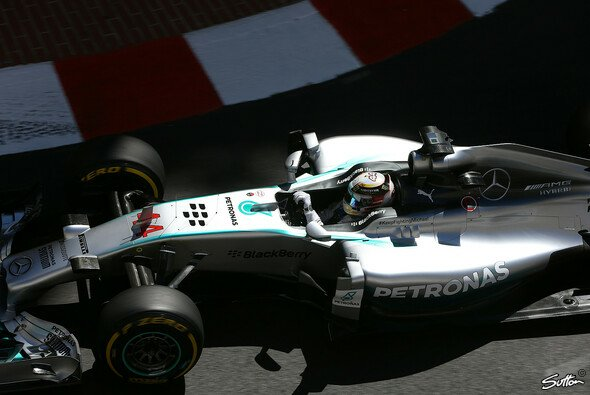 Monaco stand bislang einmal mehr im Zeichen der Silberpfeile