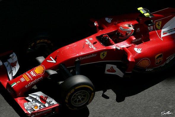 Ferrari will von Rennen zu Rennen stärker werden