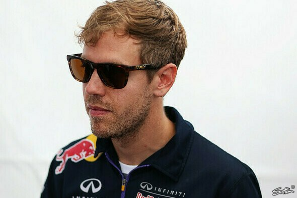 Vettel will von all den Spekulationen nichts wissen