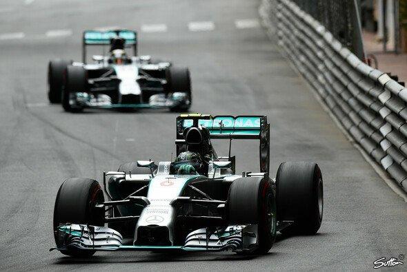 Sieg für Nico Rosberg