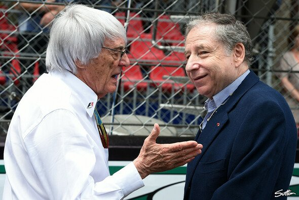 Jean Todt äußert sich in Mexiko zu den aktuellen Themen der Formel 1 - Foto: Sutton