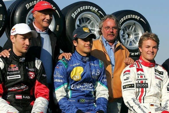 Vater Sohn Formel 1 Weltmeister