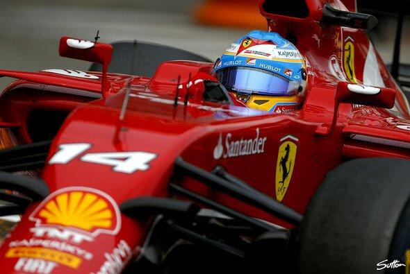 Alonso rechnet sich Chancen auf das Podest aus