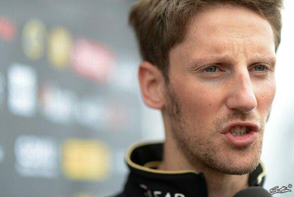 Romain Grosjean denkt nicht gern an 2012 zurück