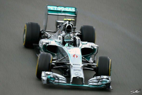 Nico Rosberg sicherte sich mit einer sensationellen Leistung die Pole für den Kanada GP
