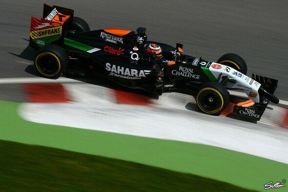 Macht Nico Hülkenberg auch im siebten Saisonrennen Punkte?