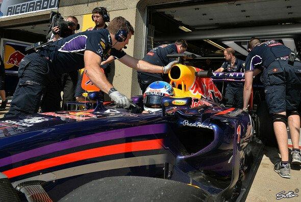 Sebastian Vettel gab beim Österreich Grand Prix vorzeitig auf