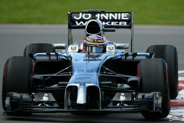 Jenson Button kennt Spielberg aus seiner Anfangszeit in der Formel 1