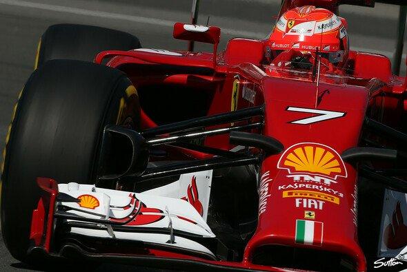 Kimi Räikkönen und Ferrari: Bislang noch keine Liebesbeziehung