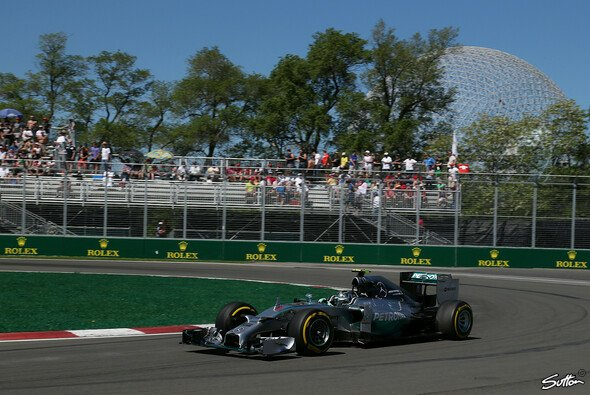 Nico Rosberg führt seine Pole Position auf intensive Arbeit zurück