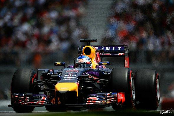 Vettel ließ es fliegen und holte Startplatz drei