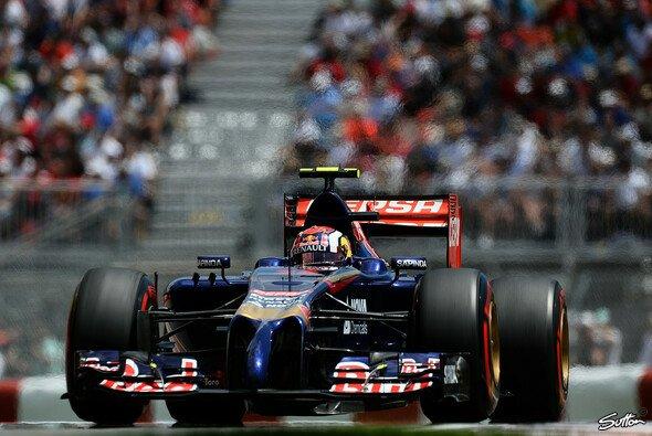 Daniil Kvyat steht bei der Formel-1-Premiere in Silverstone eine große Herausforderung bevor