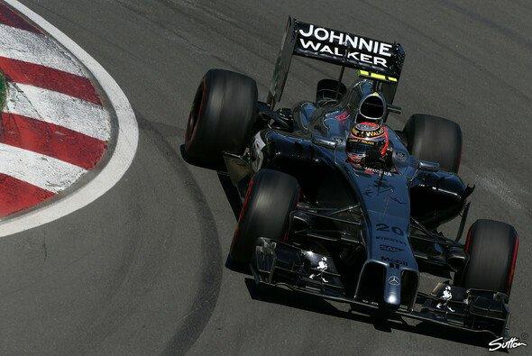 Kevin Magnussen sieht stetige Fortschritte bei McLaren