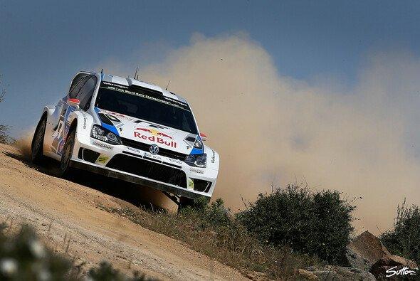 Für Jari-Matti Latvala begann die Rallye Polen optimal