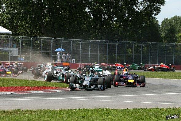 Am Ende entscheidet der Zuschauer: Bietet die Formel 1 ausreichend Show? - Foto: Sutton