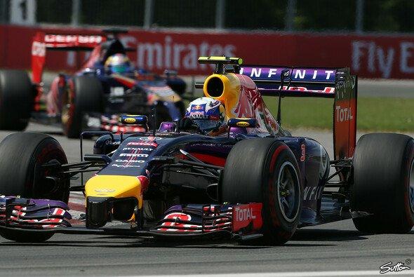 Daniel Ricciardo siegt in Kanada