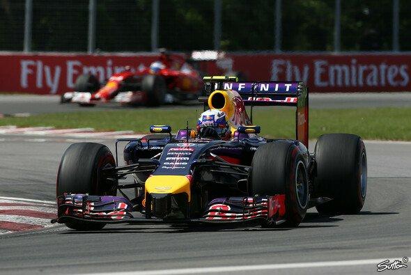 Daniel Ricciardo feierte mit Red Bull den ersten Sieg seiner Karriere
