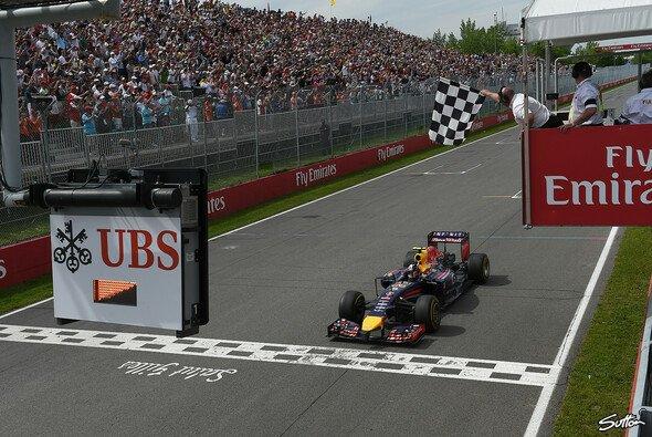 Daniel Ricciardo darf sich nun als Grand-Prix-Sieger bezeichnen