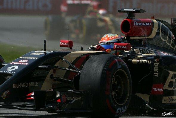 Lotus setzt alle Hoffnungen auf den Österreich GP