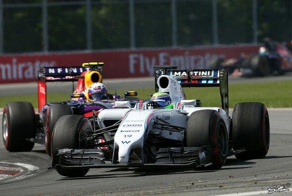 Felipe Massa hatte in Kanada eine gute Pace