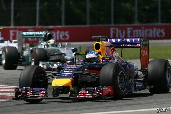 Red Bull vor Mercedes - laut Christian Horner wird das sehr schwierig