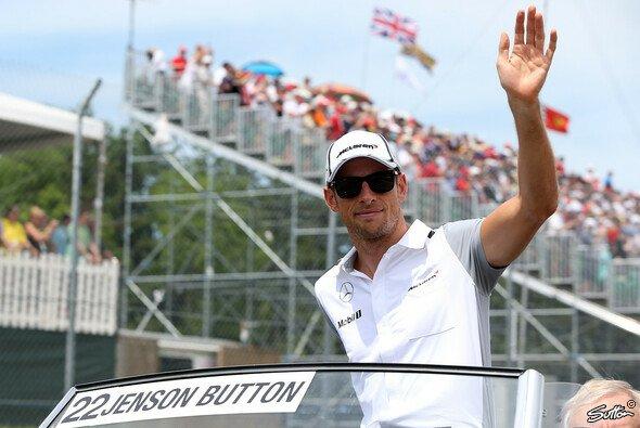 Jenson Button holte zuletzt Rang vier
