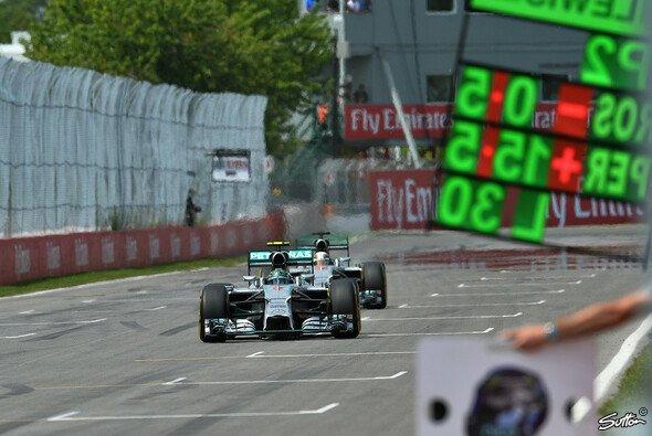 Mercedes will wieder dominieren