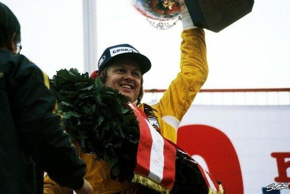 Ronnie Petersons letzter Sieg: Österreich 1978 - Foto: Sutton