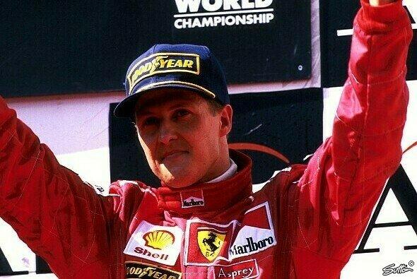 Laut Ärzten stehen die Chancen schlecht, dass Schumacher der Alte wird - Foto: Sutton