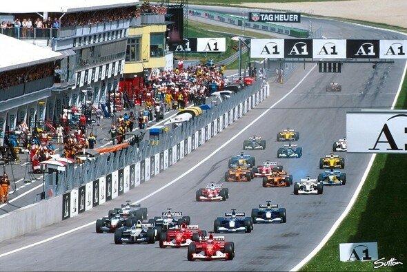 Die Formel 1 kehrt nach 11-jähriger Pause nach Spielberg zurück