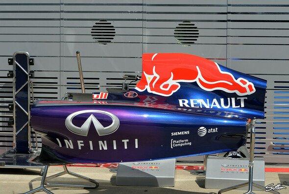 Red Bull ist wegen der schwächelnden Power Unit nicht voll konkurrenzfähig