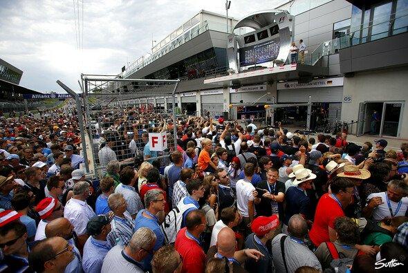 Am Ende entscheidet der Fan, ob die Formel 1 spannend genug ist...