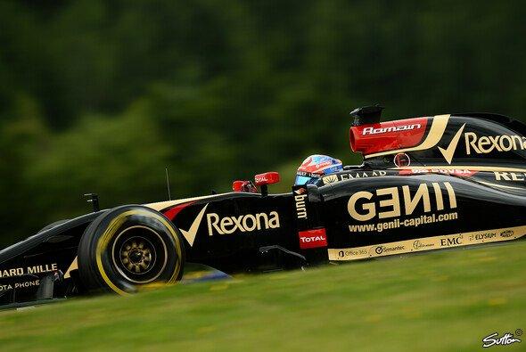 Mehr als Platz 16 war für Romain Grosjean nicht drin