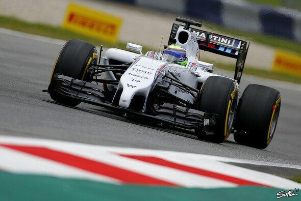 Felipe Massa hat Williams die Pole beschert