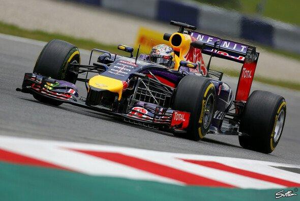 Sebastian Vettel hatte keinen einfachen Start ins Heimspiel am Red Bull Ring