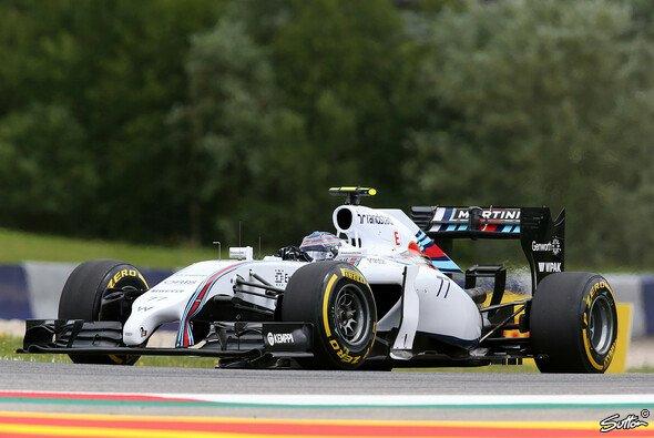 Valtteri Bottas überflügelte Lewis Hamilton